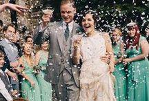 B R I D A L / wedding dresses and bridal style
