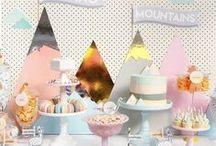 P A R T I E S : K I D S / Ideas and inspiration for modern kid's parties
