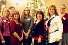 CVB - Behind the Scenes / Here you'll find pictures of CVB staff and what goes on behind the scenes. Enjoy!