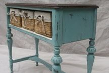 Furniture Makeovers / Furniture revamp Furniture flips Furniture makeovers / by Cheri Ooten