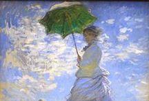 Artist: Claude Monet / Favorite paintings by Claude Monet