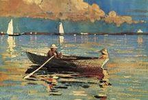 Artist: Winslow Homer / Favorite paintings by Winslow Homer