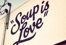 Soup'd Up! / Delicious soups for Winter
