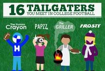 Tiger Tailgating / The game is important but so is the tailgating experience! Find games, recipes, and more here.