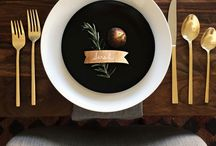 F A L L / All things party and decor related with the season of Fall