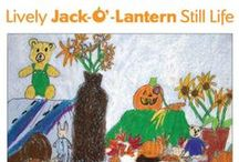 Fall Art Projects / To help you make the most of the season, here is a collection of autumn-related lesson plans. Enjoy!