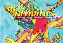 2016 Magazine Covers / by Arts & Activities Magazine