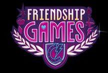 Friendship Games / Equestria Girls