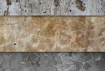 FINISHES : Materials + Textures