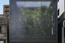 DETAIL : Entrance + Facade / Architectural Entrance + Facade Details
