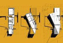 ARCHITECTURE : Graphics + Presentations