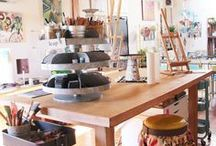 Studio Spaces For Inspiration