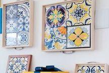 Inspirações para Decorar / Reuni aqui fontes de inspiração para decorar e para montar meus artigos para o blog www.reciclaredecorar.com - imagens que gostei