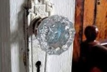 door knobs / by Nancy Risely