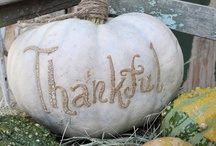 Holidays: Fall, Halloween & Thanksgiving / by Jan L. | fourharpdesigns
