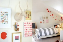 kids room ideas / by Christa Brower