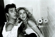 """""""Sex and The City"""" / Carrie Bradshaw * Mr Big * New York"""