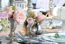pretty parties / <3 me loves me a pretty party <3 / by Wendy Cracchiolo
