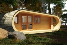 Tiny Houses / Minimalist living at its cutest / by Caisue's Photography