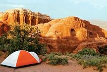 camping / by Rachel T