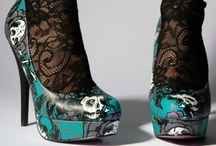 Shoes / by Angela Ambrose-Valentin