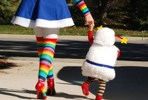Costumes / Halloween costumes for kids and adults / by Jan L. | fourharpdesigns
