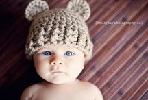 baby sewing & crochet ideas / by Emily Hunter
