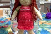 Knitting Knit LOVE