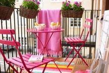 Balcony Bar / Terrace & Garden Party