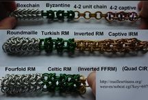 Chainmaille / by Michelle Green