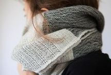 {accessories} / Hats, scarves and other ways to add a little extra touch.
