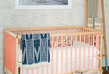{nursery ideas} / Beautiful inspiration for your nursery.