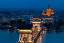 Travel: Budapest, Prague, Vienna / by Megan