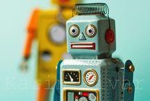 ROBOT / by Noriaki Onae