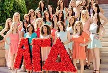 All Things Recruitment / Need ideas for your Open House Round or Chapter Round of Formal Recruitment? Take a look her for some Recruitment Ready ideas!