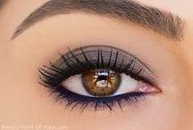 Dicas de Maquiagem / Passo a passo e inspirações de maquiagem para o dia a dia e para festas