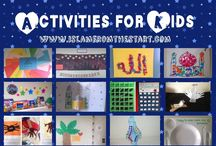 Ramadan & Eid / Fun crafts and activities to learn about the Holy month of Ramadan and celebrate Eid.