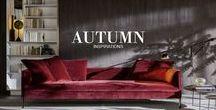 Molteni&C   Autumn / Molteni&C unveils its new ideas for contemporary living in tune with the new autumnal season   #MolteniGroup