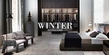 Molteni&C   Winter / Molteni&C unveils its new ideas for contemporary living in tune with the new winter season   #MolteniGroup