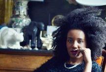 natural hair nuggets / natural black hair and styles I like / by Rachel Howard