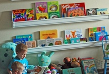 Kids' Room/Playroom / by Kim Lassiter