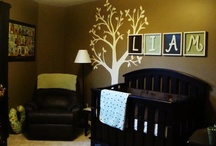 BABY ROOMS / by Kallie Webre