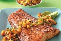 RECIPES : SALMON