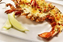 RECIPES:SHRIMP-LOBSTER-CRAB