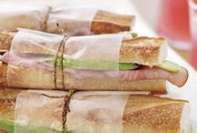 RECIPES: SANDWICHES