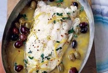 RECIPES: FISH -OSTRAKA