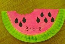 Early Math Ideas / by Jennifer Mattingly