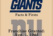 NEW YORK GIANTS!!!!!!! / NY / by Marie Murgatroyd