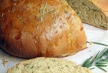 Breads (carbs!) / by Tricia Jagusch