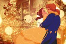 Disney Princess / by Stephanie Weemhoff